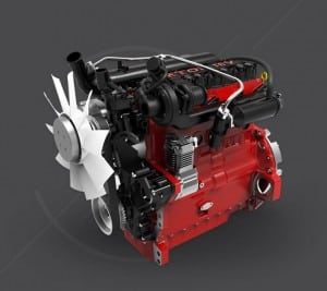 Low consumption leader In 2016, a new engine generation with a further consumption and emission reduction has been launched. Forterra tractors equipped with the new engines meeting the Stage IV emission standard were tested by scientists from Mendel University. The study results confirmed that fuel consumption of the new engines is lower on average by 19.2 % than the previous engine generation. Combine this with a bigger fuel tank and it can now work an average 40 % longer between refueling.