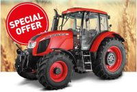 The New Zetor FORTERRA HSX. Greater Comfort. Lower Costs.