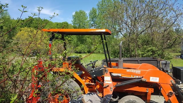 cheap tractor canopy