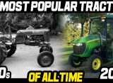 The Most Popular Tractors of All Time